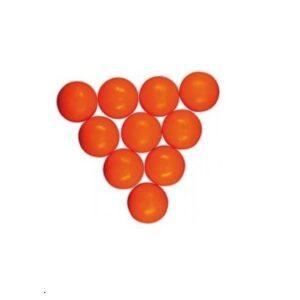 Žogice za namizni nogomet Oranžne